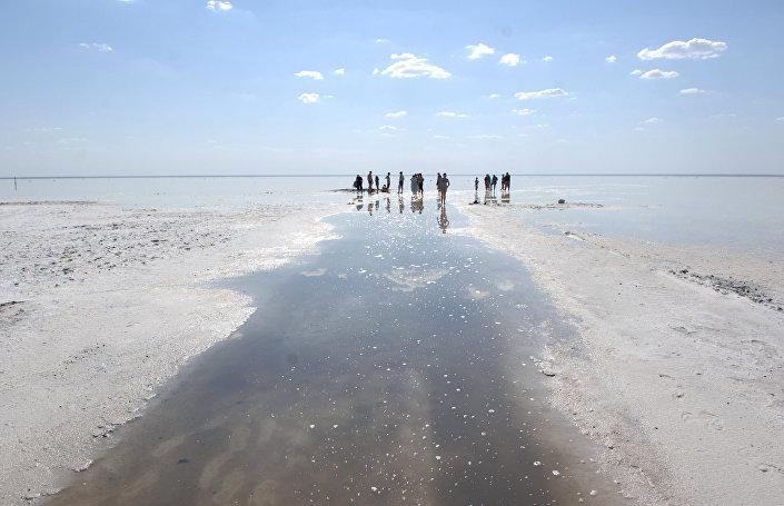 بحيرة التون، منطقة فولغوغراد