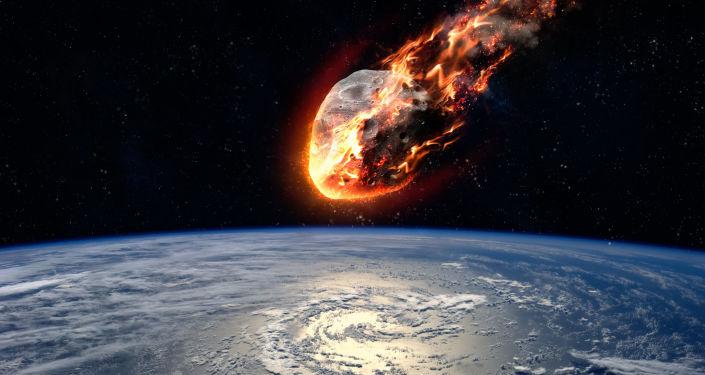 اقتراب كويكب من الأرض