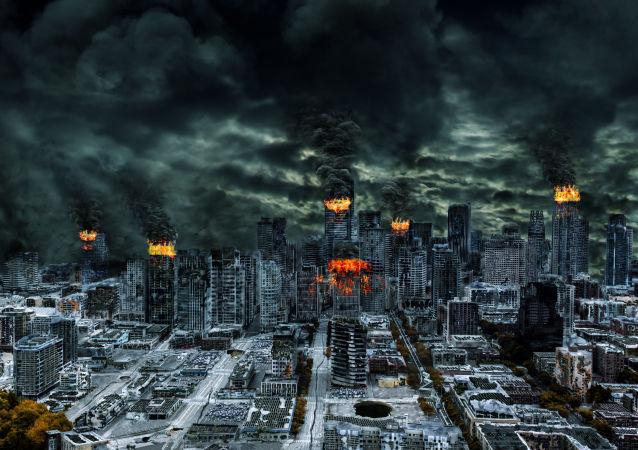 نهاية العالم