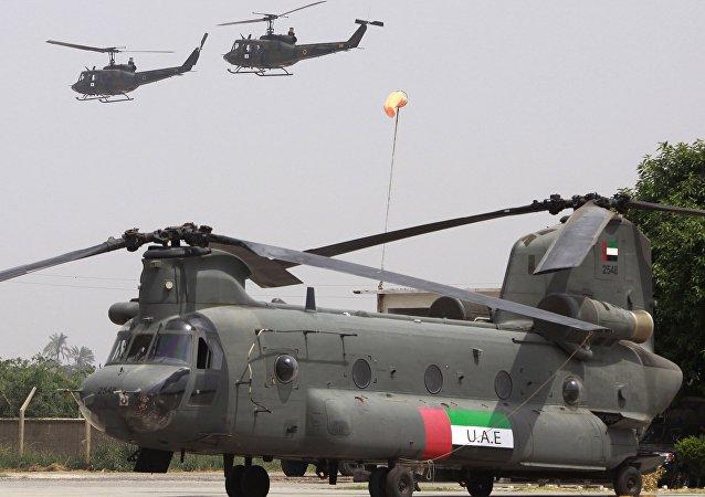 الجيش الإماراتي