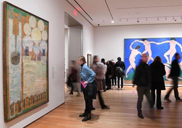متحف في نيويورك