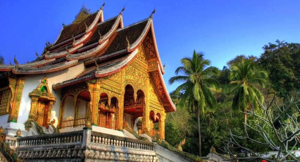 لوانغ برابانغ، لاوس