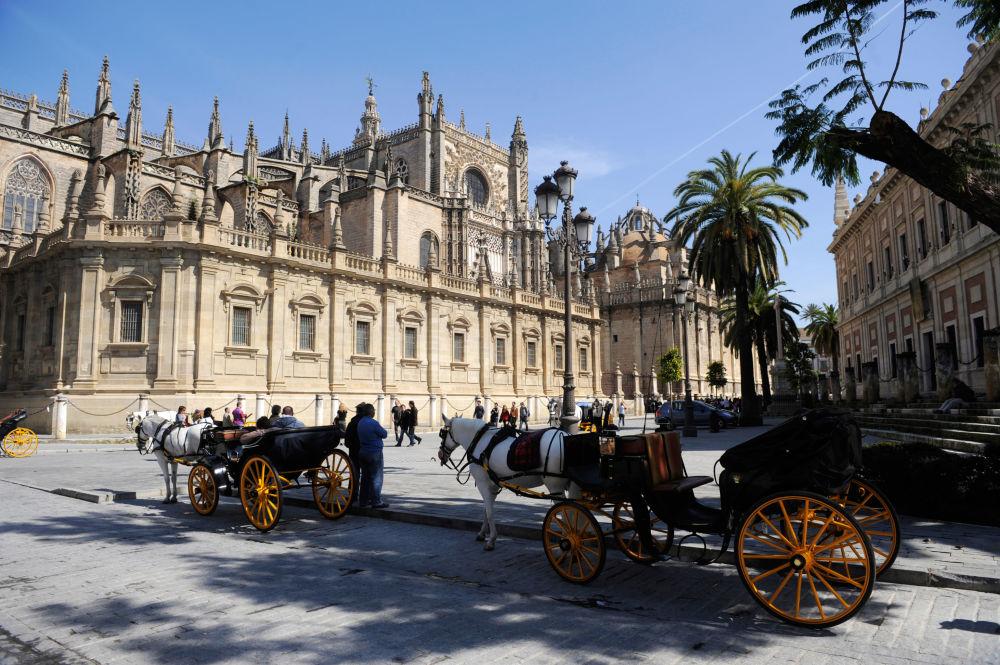 إشبيلية، إسبانيا