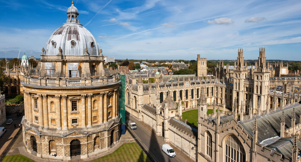 أكسفورد، بريطانيا