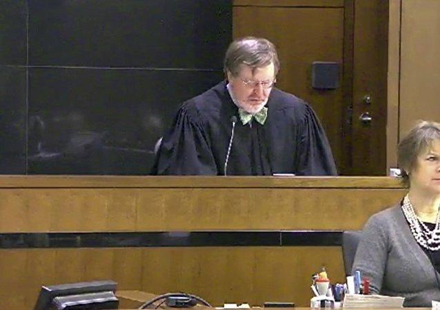 القاضي جيمس روبارت
