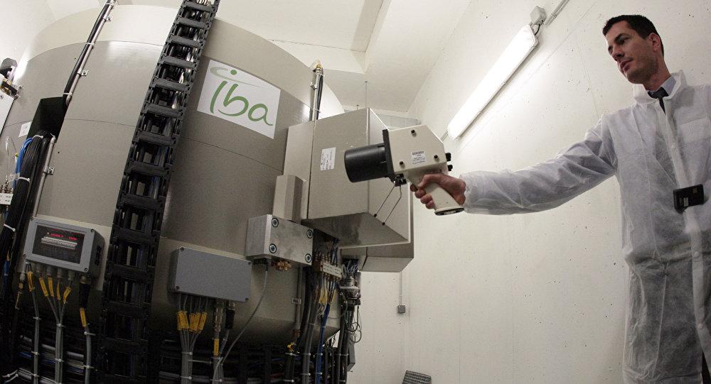 جهاز طبي للكشف على الخلايا السرطانية