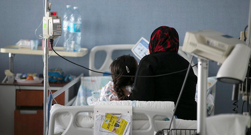 مشفى سوري