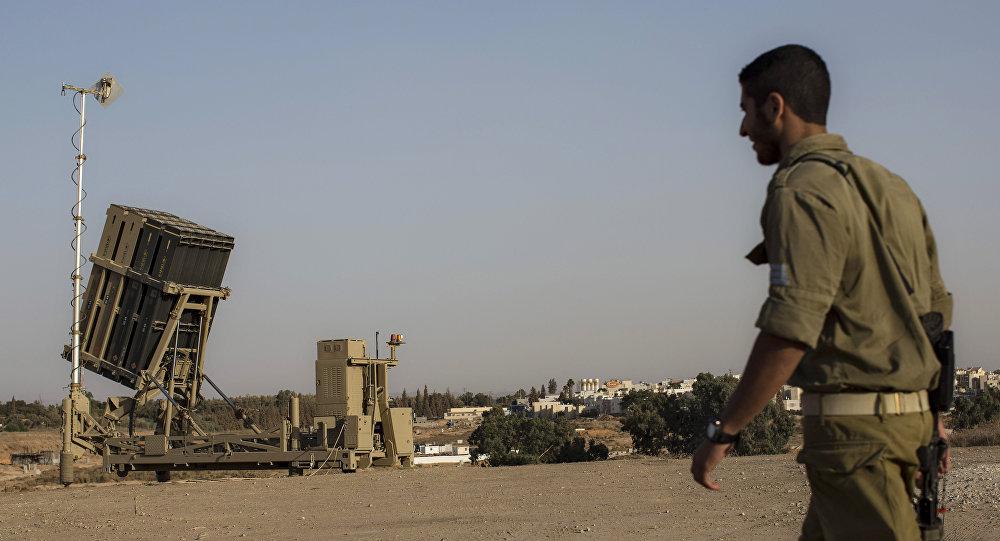 منظومة القبة الحديدية الإسرائيلية