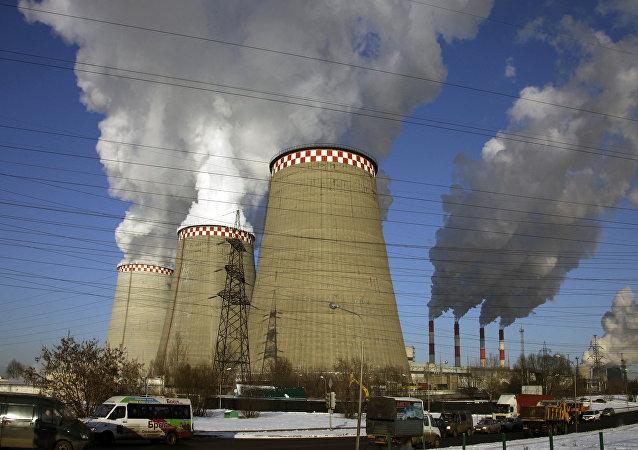 محطة الكهرباء والطاقة الحرارية رقم 21 في موسكو
