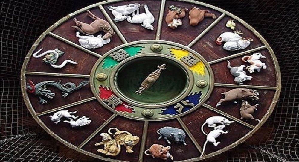 Восточный календарь / The Chinese Fortune Calendar