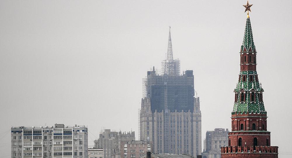 الكرملين ووزارة الخارجية الروسية