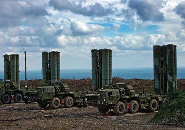 منظومات إس-400 للدفاع الجوي