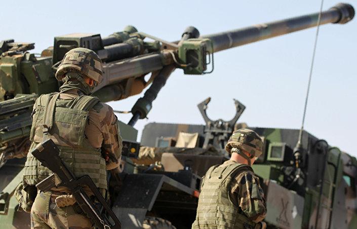 جنود التحالف الدولي