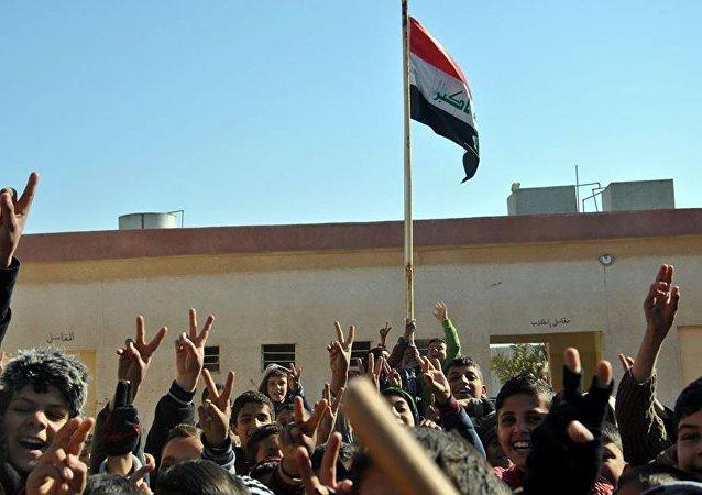 قدم مدارس نينوى تستعيد حياتها بزوال داعش