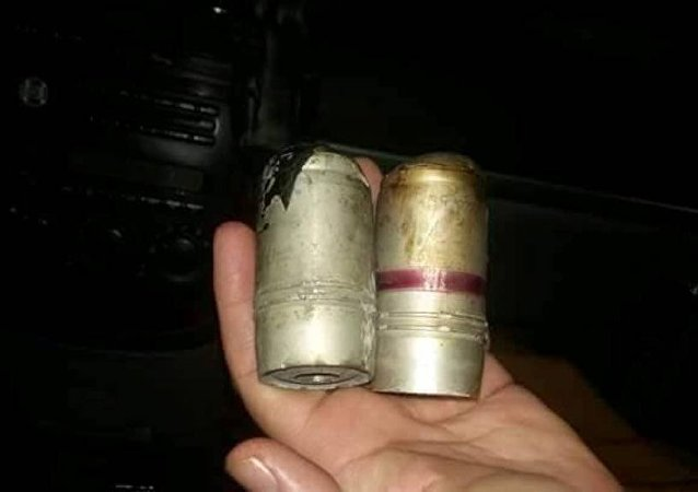 قنابل يدوية