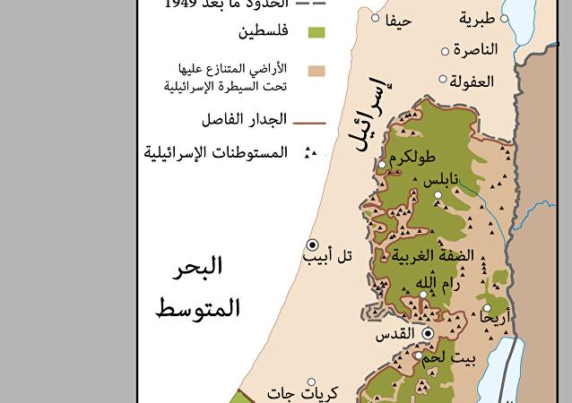 المستوطنات الإسرائيلية في فلسطين