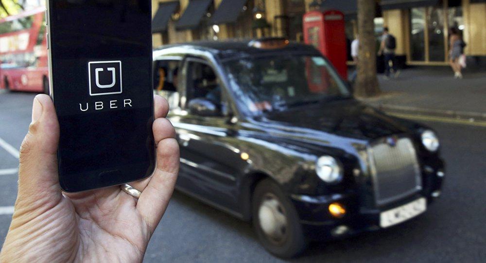 تطبيق Uber