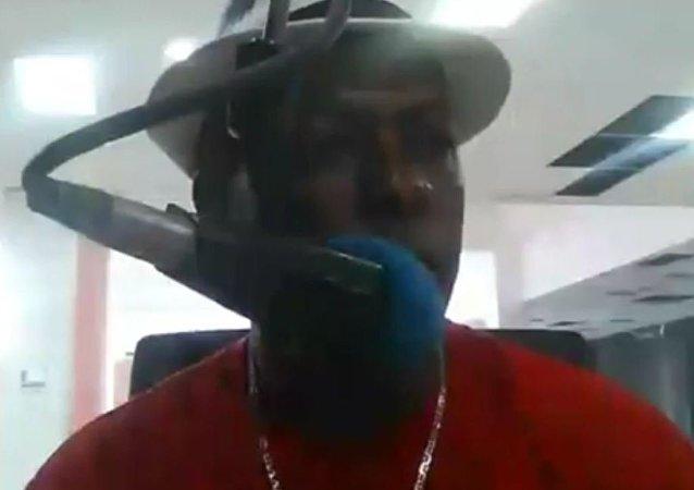 مذيع في  جمهورية الدومينيكان