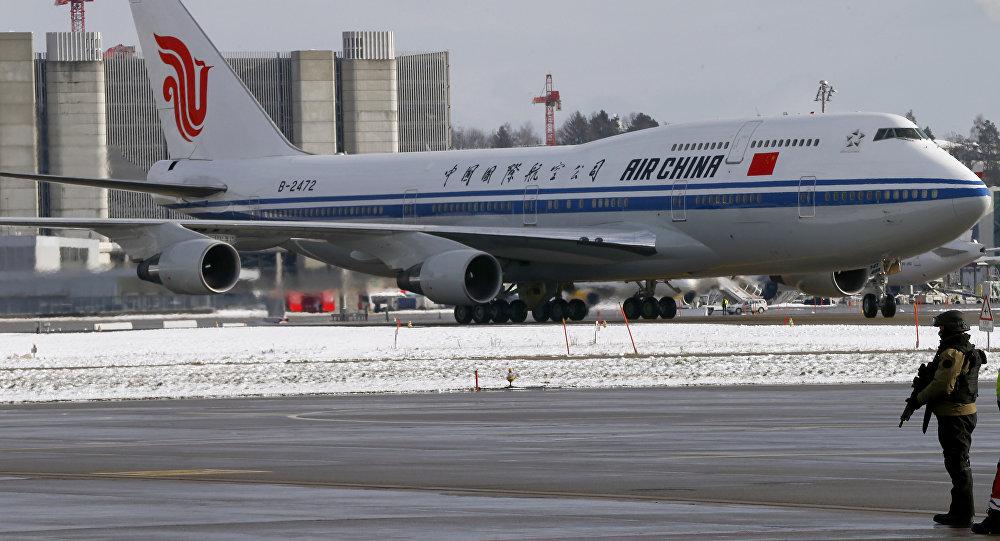 الطيران الصيني