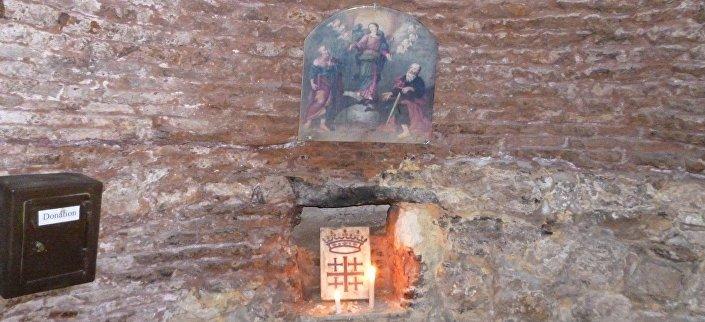 كنيسة حنانيا في دمشق