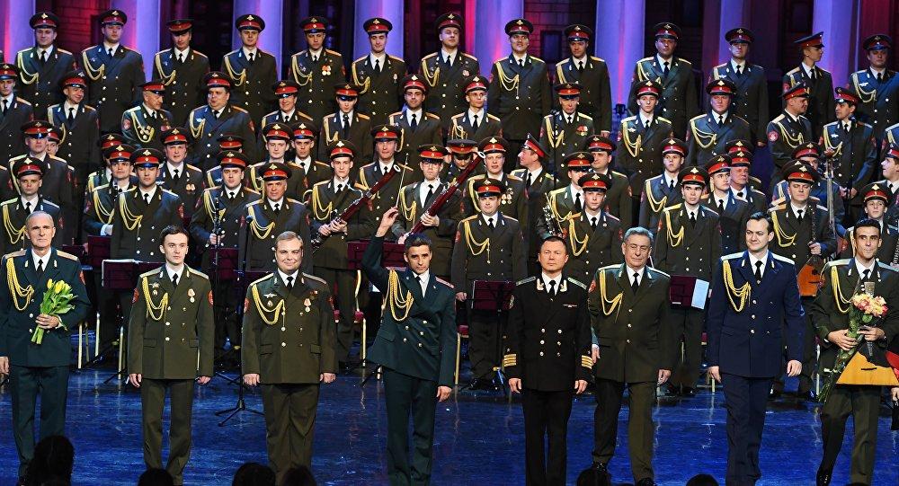 فرقة أليكساندروف الموسيقية