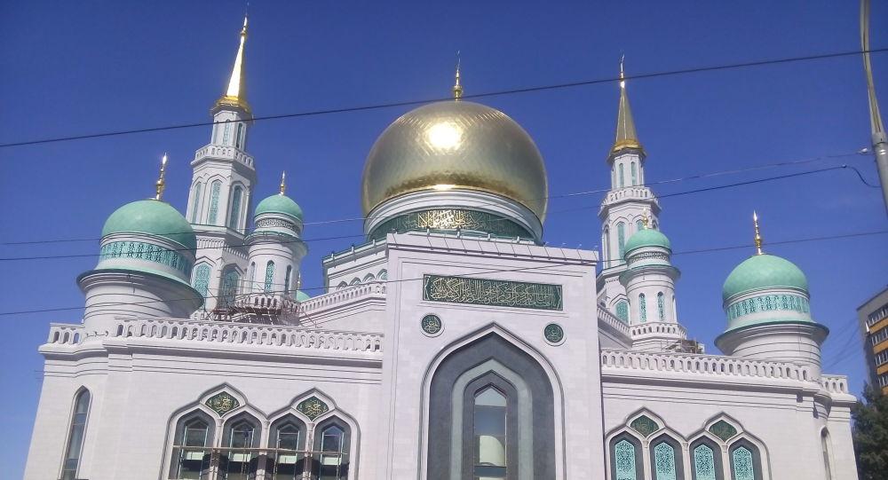 مسجد موسكو