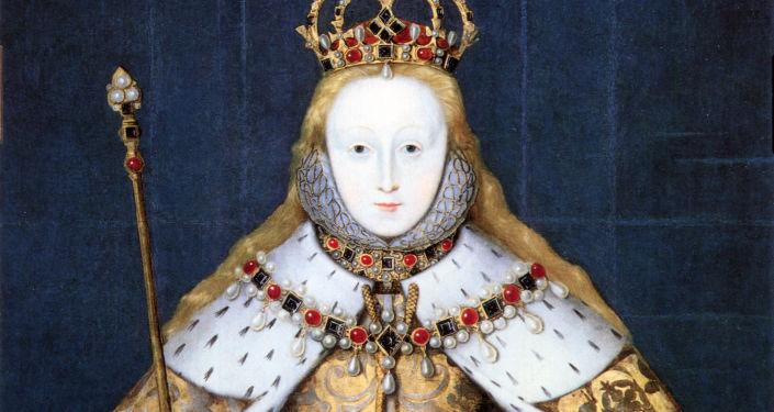 الملكة إليزابيث الأولى