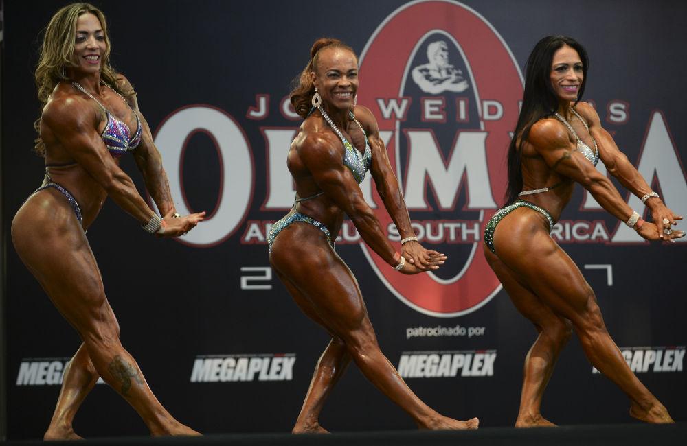 المشاركات في مسابقة  لكمال الأجسام مستر أوليمبيا أماتور بأمريكا الجنوبية (Mr. Olympia Amateur South America)، كولومبيا