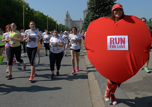 مهرجان اركض من اجل قلبك