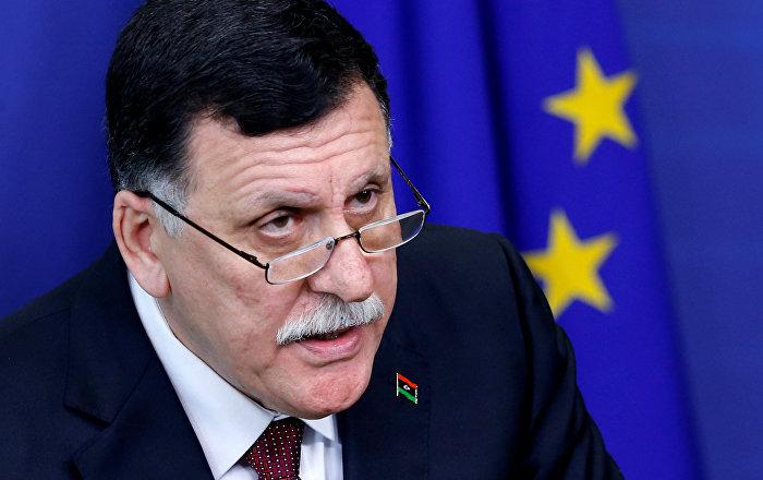 الاتحاد الأوروبي يرحب بمبادرة السراج لحل الأزمة الليبية