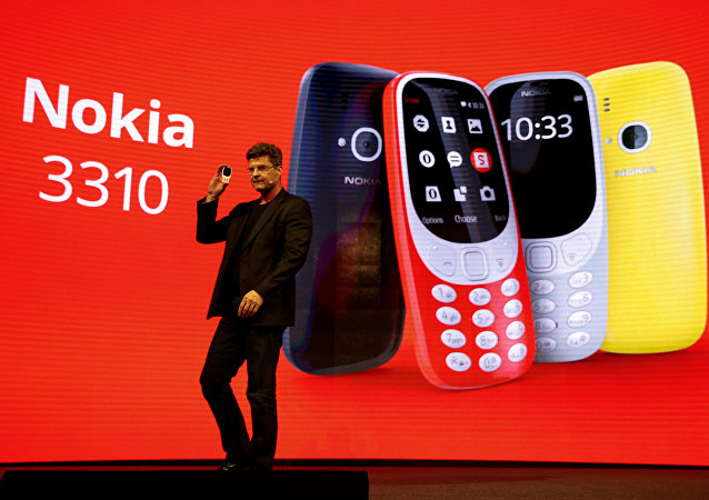 مؤتمر إطلاق هاتف نوكيا 3310