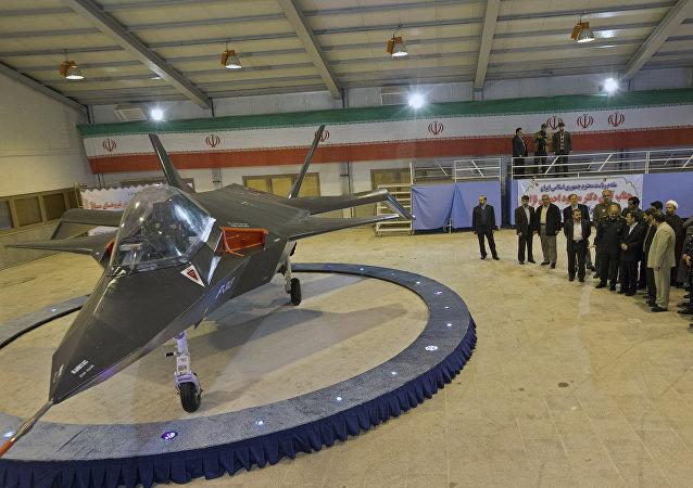 أحدث قاذفة إيرانية قاهر-313 (Qaher-313)