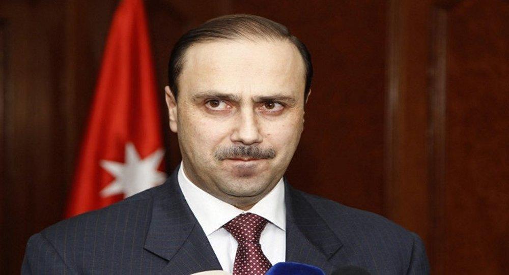 الناطق الرسمي باسم الحكومة الأردنية محمد المومني