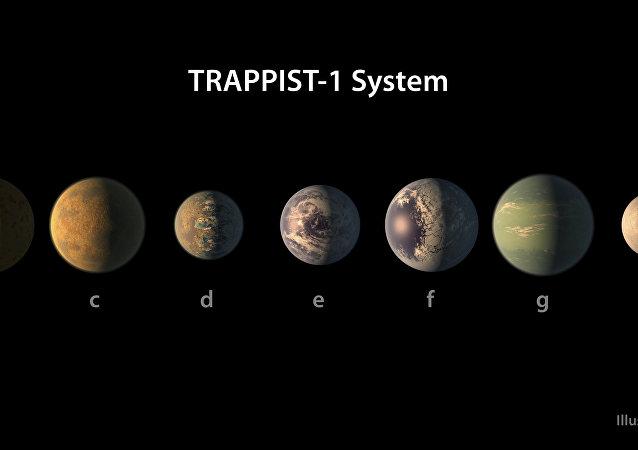 الكواكب السبعة الجديدة
