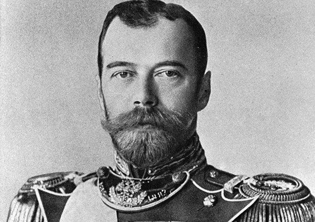 الإمبراطور نيقولاي الثاني