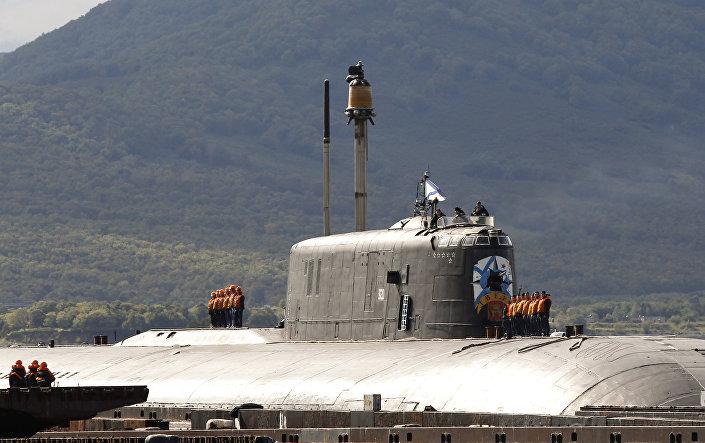 الغواصة النووية 949А