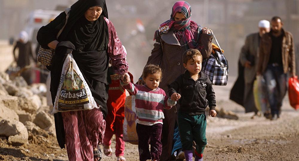 القوات العراقية تضع يديها على سد بادوش غرب الموصل