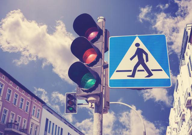اشارة المرور
