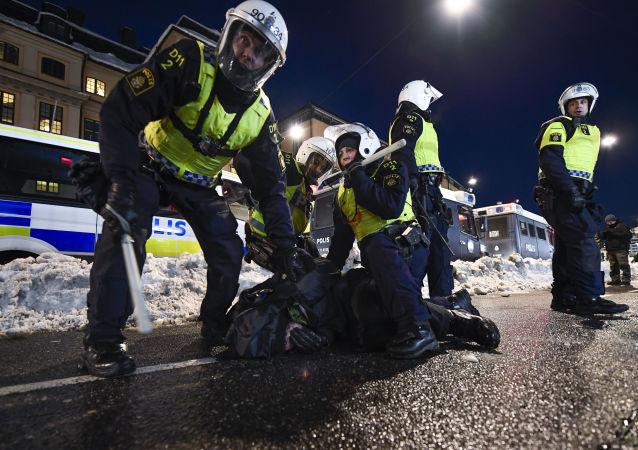 شرطة استوكهولم