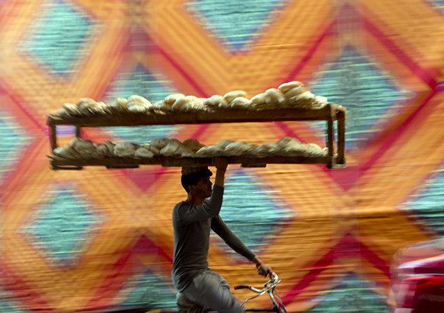 الخبز في مصر