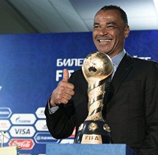 اللاعب البرازيلي كافو