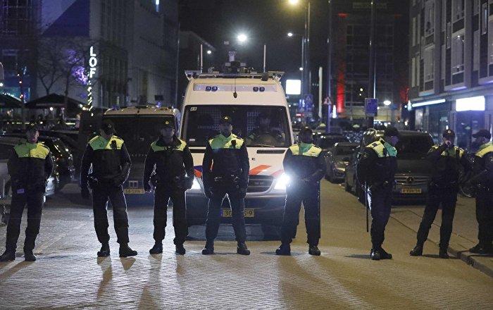 إصابة-شخص-في-حادث-طعن-بهولندا