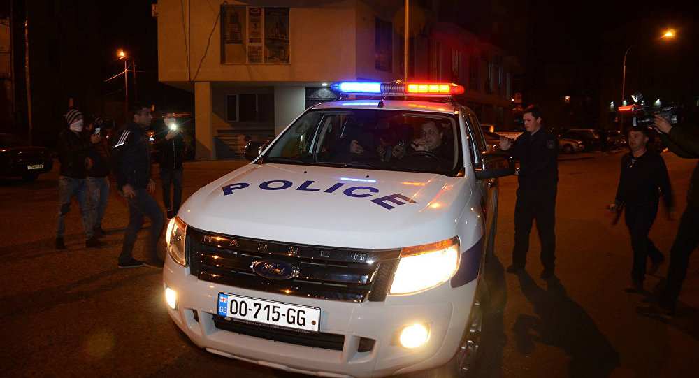 الشرطة في جورجيا