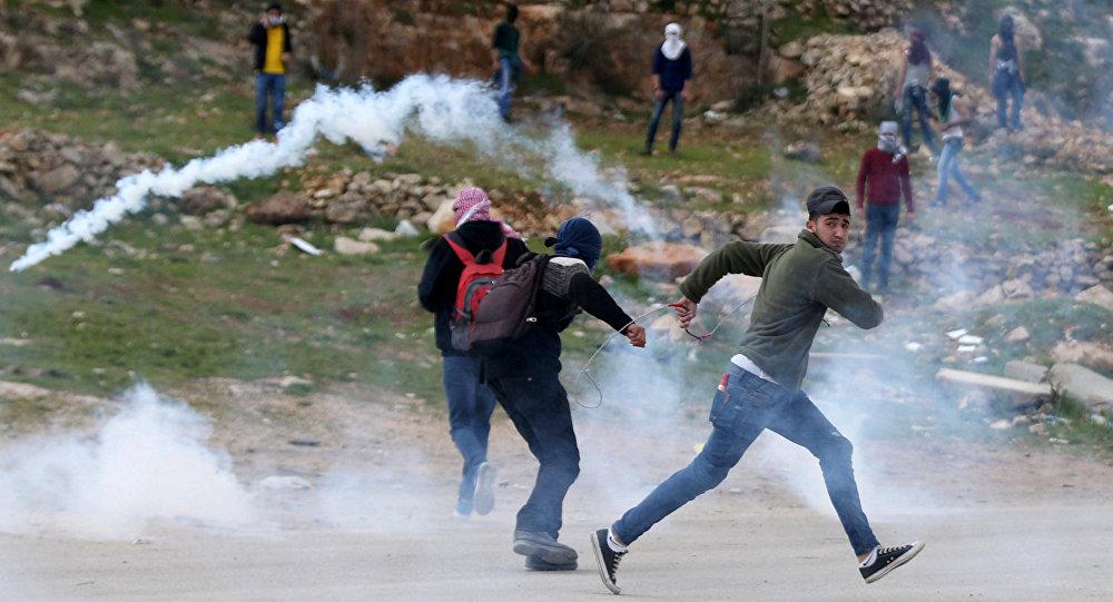 استشهاد فلسطينى وإصابة 3 آخرين برصاص جنود الاحتلال شمال رام الله