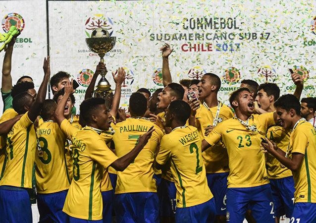 منتخب البرازيل دون 17 سنة