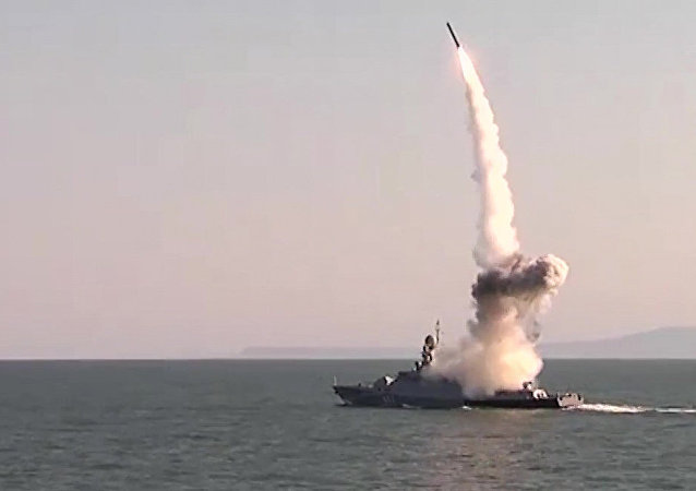 الأسلحة الروسية: صاروخ كاليبر