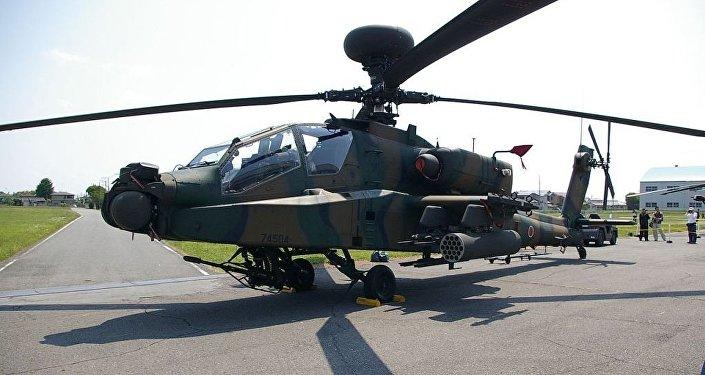 المروحية المقاتلة بوينغ إيه إتش 64 أباتشي