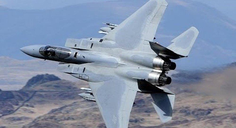 مقاتلة بوينغ F-15 إيغل