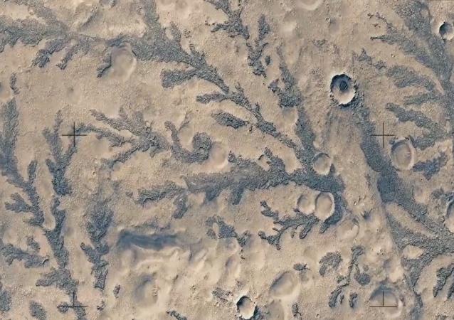 كوكب المريخ كما لم نره من قبل