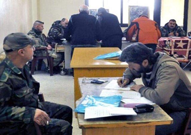 اتفاق المصالحة في حمص